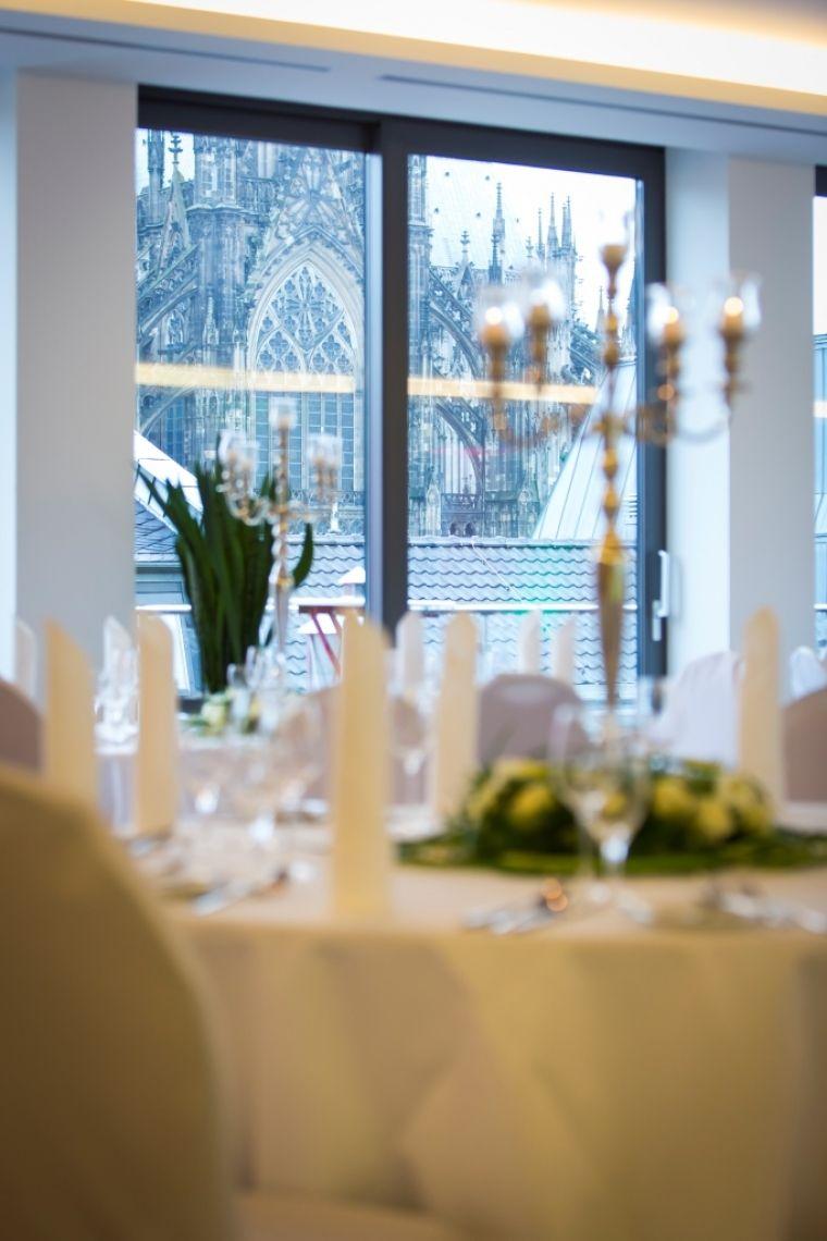 FRÜH Lounge Stilvoll mit Ausblick