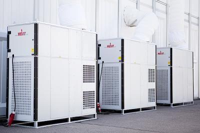 Mobiles Klimagerät Typ Air40 Moderne Kompressorkühlung mit über 10% Energieeinsparung