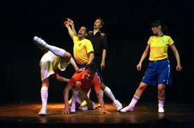 Fußball-Show ACTION LIVE: Tempo, Akrobatik, Slowmotion, Tanz und jede Menge Emotion garantiert.