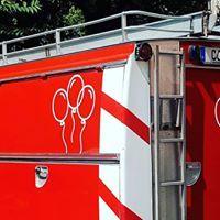 COLORI FUN Mobil Unsere alte Feuerwehr hat einen neuen Look bekommen
