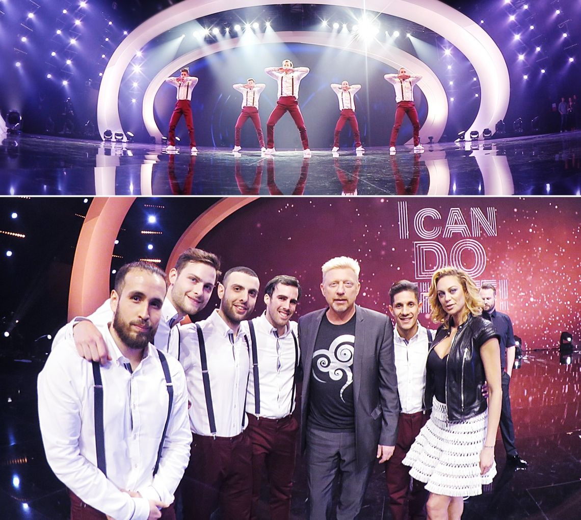 """Special Elements- dance Special Elements bei """"I Can Do That"""""""