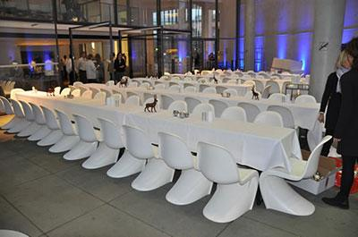 Pinakothek der Moderne Weihnachtsdiner 2011
