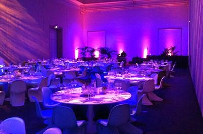 Diner im Haus der Kunst München 120 Gäste