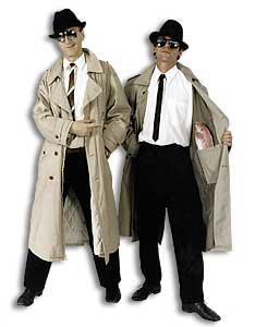 """Bodyguards & Securityservice Da könnte ja jeder kommen... Damit bei ihrer Veranstaltung alles im Rahmen bleibt, dafür sorgt dieser betont unauffällige Security-Dienst. Subversive Elemente werden bereits am Eingang aussortiert und alle, die den ersten Check unbehelligt """"überstanden"""" haben, werden sicher in den Veranstaltungsbereich geleitet.  Wichtige Gäste bedeuten eben besondere Maßnahmen.  Genießen Sie dieses ganz neue Veranstaltungsgefühl.  INFO: Verbaler Walkact mit Unterstützung von Requisiten. Wahlweise in 60er-Jahre-Outfit oder klassisch modern in schwarzem Anzug. Minimum 2 Akteure. Einsatz: Empfiehlt sich für Empfangssituation"""