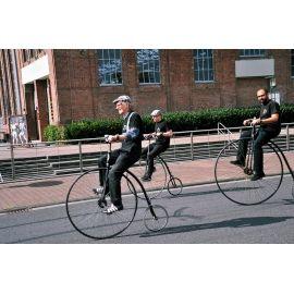 Florians Hochradfahrschule