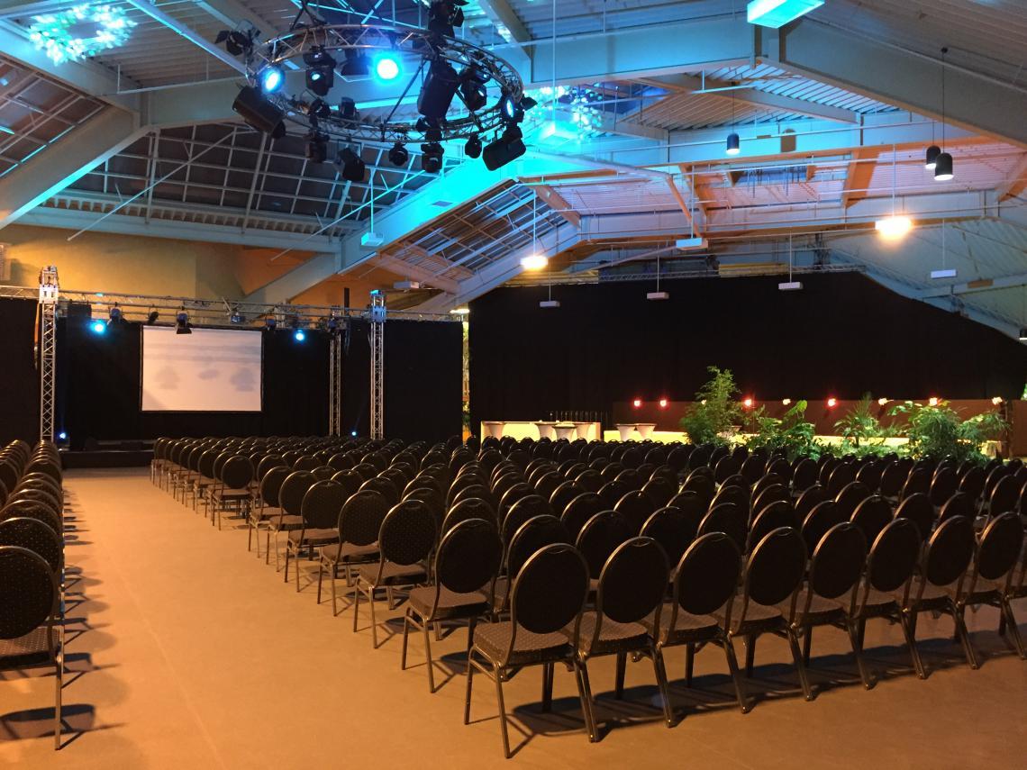 Bispingen - Multifunktionshalle - Tagung