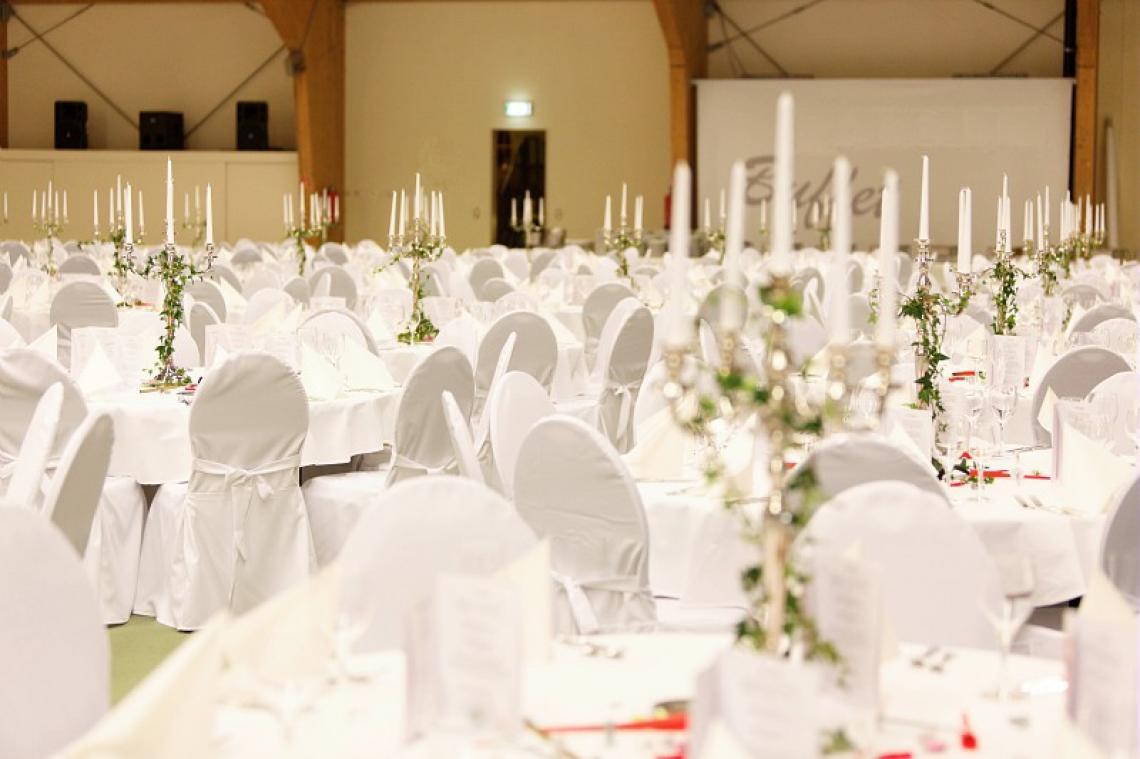 Hochsauerland - Multifunktionshalle - Gala Dinner