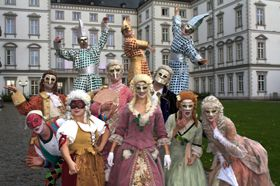 Carnevale komplett