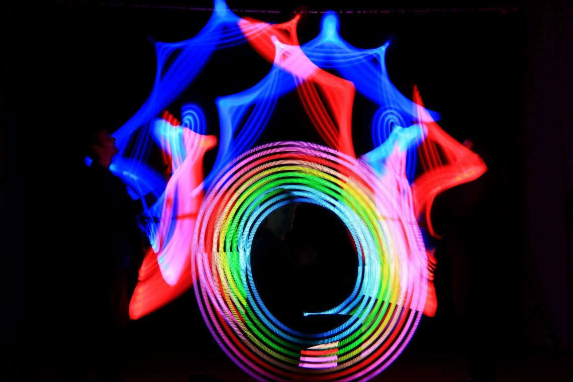 CB Glow und LED