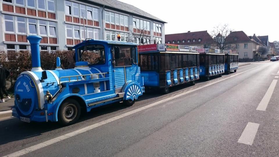 """City-Bahn """"Blauer Klaus"""""""