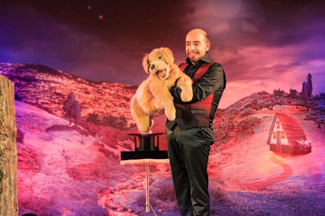 Friede, Freude, Hundekuchen Marcelini & Oskar in Ihrer neuen Soloshow