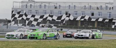 Motorsport findet direkt am Hotel statt