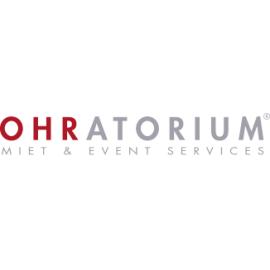 OHRATORIUM MIET & EVENT SERVICES GMBH