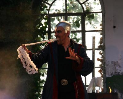 Mystic Elements Die Magie als fünftes Element präsentiert von Alexander Mabros.