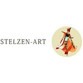 Stelzen-Art Hochstelzen Walk-Acts