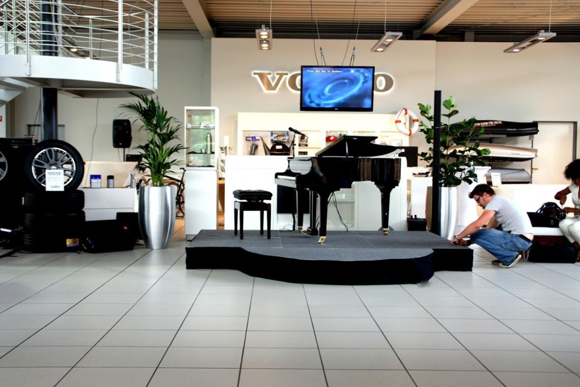 Mister Piano - der Tastenakrobat