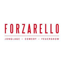 Duo Forzarello Jonglage - Comedy - Feuershow