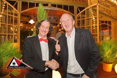 Ingo Knito und Mike Krüger Ingo Knito und Mike Krüger