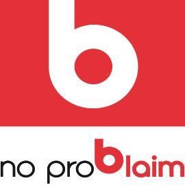 """no problaim Werbeträger GmbH """"Wir blasen auf - Sie fallen auf"""""""