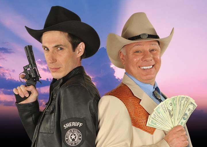 Tatort Dinner - Der Dallas Mord