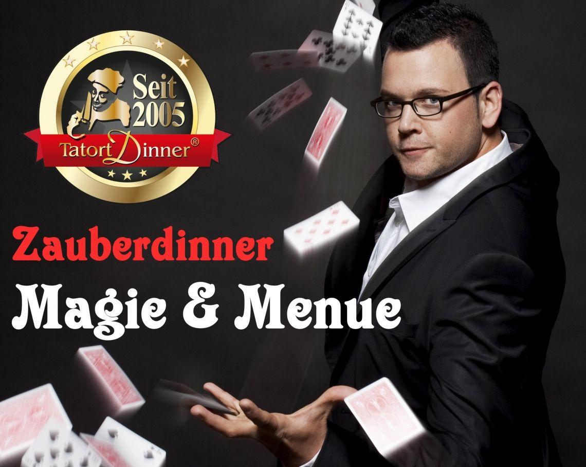 Zauberdinner Mit Matthias Rauch.