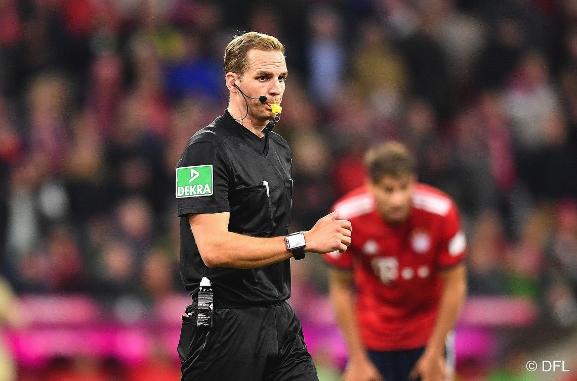 BOLERO S ENSURES REFEREE COMMUNICATIONS FOR GERMAN BUNDESLIGA