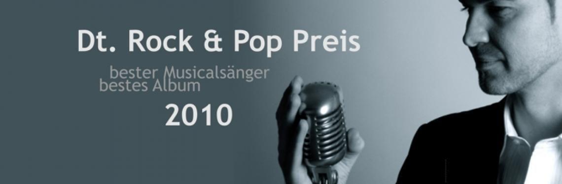 """Christoph Alexander: 2-facher Preisträger beim Dt. Rock & Pop Preis 2010! 1.Preis als """"bester Musicalsänger"""" 2.Preis als """"bestes Album"""" (deutsch/ital)  ->    Passione - The Classical Lounge"""
