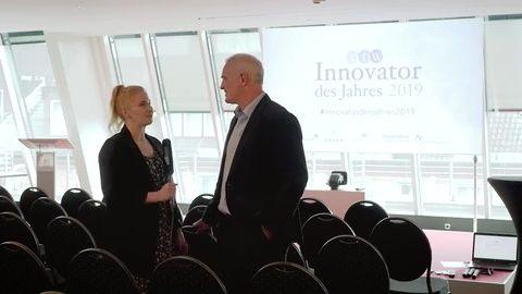 Ganzheitliche Veranstaltungstechnik: Holger Niewind von Aventem im Interview beim Innovator des Jahres 2019