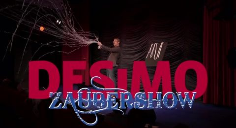 "Desimo - Programmauszüge ""Zaubershow"" (30 Sekunden)"