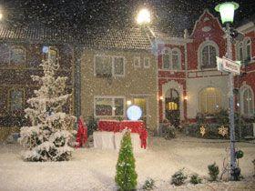 Schnee Effekt Mit diesem Exklusiven Effekt lassen Sie es zu jeder Jahreszeit schneien.