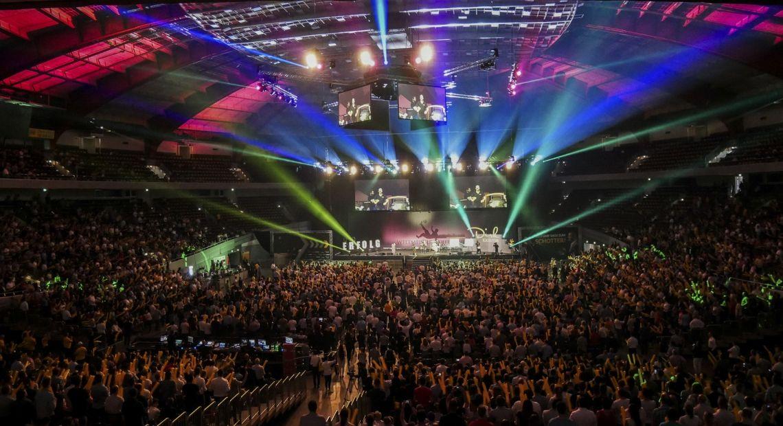 SynergyBeats bei der Weltmeisteroffensive von Dirk Kreuter SynergyBeats heizt ordentlich ein ;)