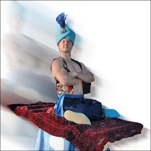 Gliding Walk Acts | Aladin