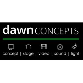 dawnCONCEPTS GmbH concepts I stage I video I sound I light
