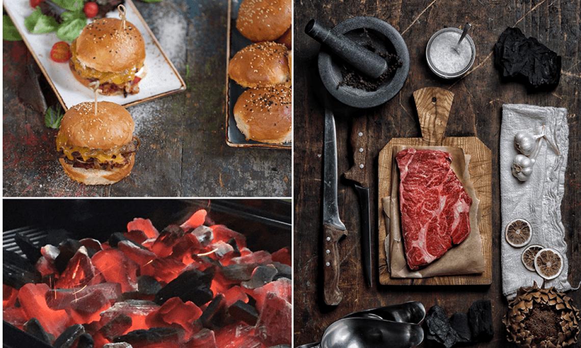 BBQ Lofthouse Maikel hat ein Fabel für Grills, weswegen er BBQ liebt!