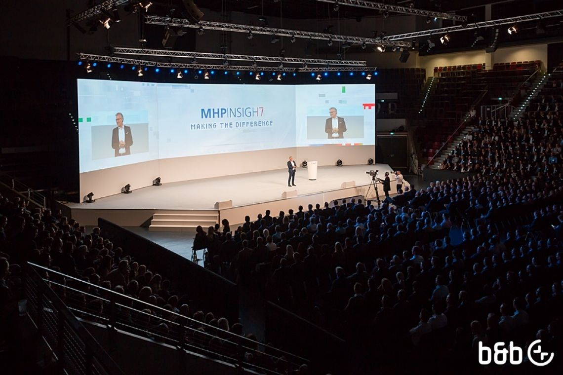 Interne Firmenveranstaltung in Ludwigsburg