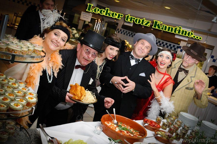Capone® Dinnershow & 20er Jahre Erlebnis