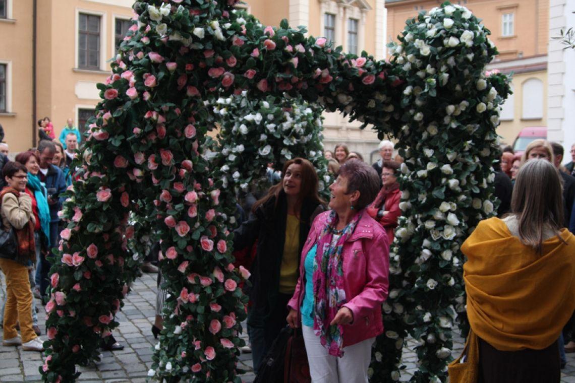Walking Roses 1