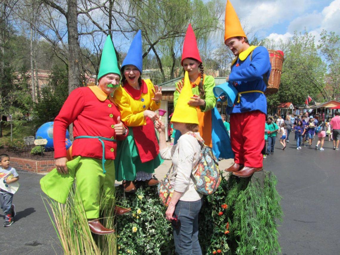 Zwergenparade