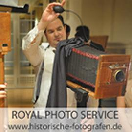 ROYAL PHOTO SERVICE - Eventfotografie Vintage Fotobox