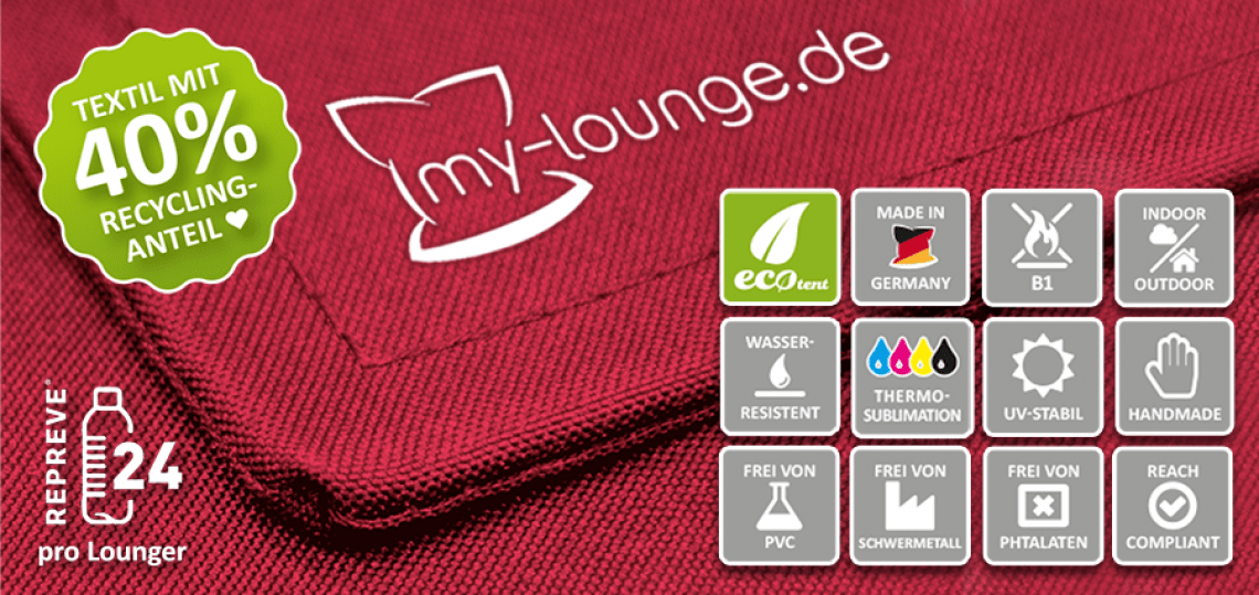 Deine Vorteile mit My-Lounge Jedes unserer Produkte bringt folgende Benefits für dich mit!