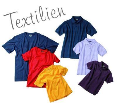 Textilien Wir ziehen Sie an, dass Sie die Blicke anderer auf sich ziehen. Tragen Sie Ihre Botschaft spazieren!