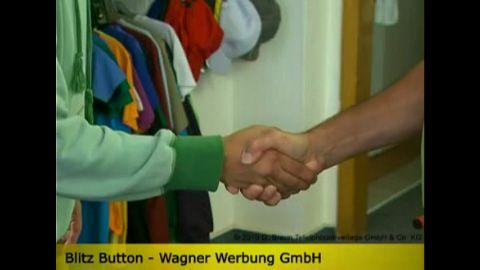 Blitz Button + Wagner Werbung