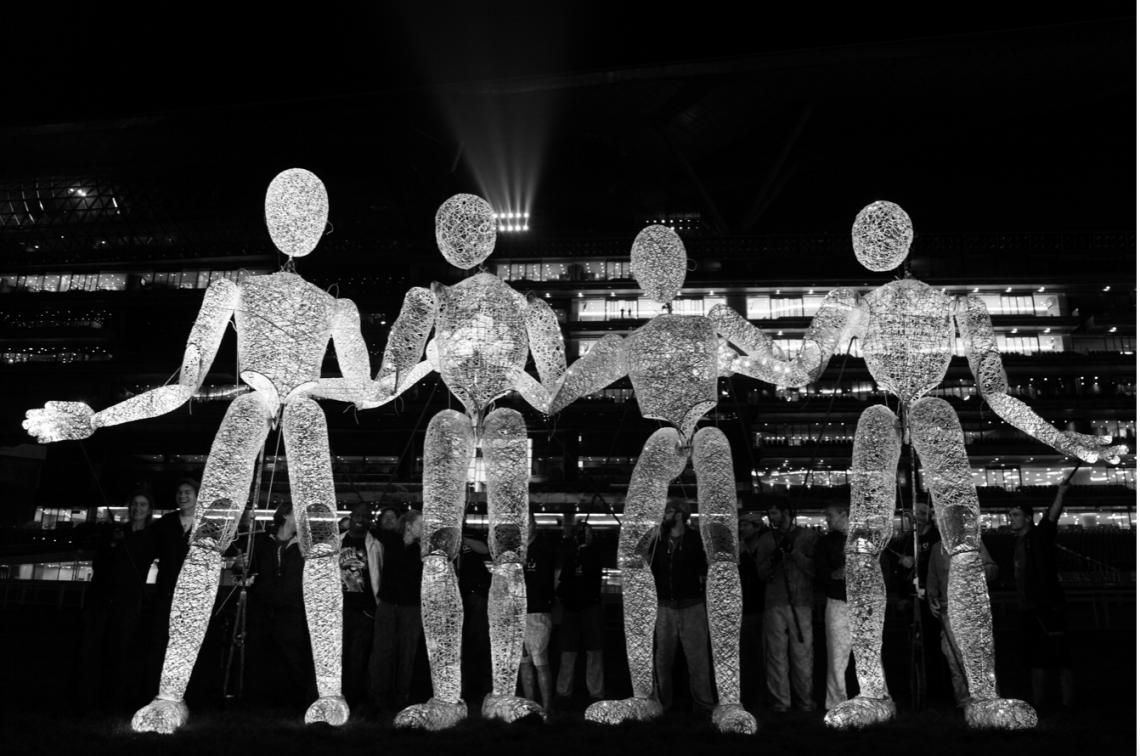 Dubai Worldcup Horserace Wieviele Puppen hätten Sie den gerne?