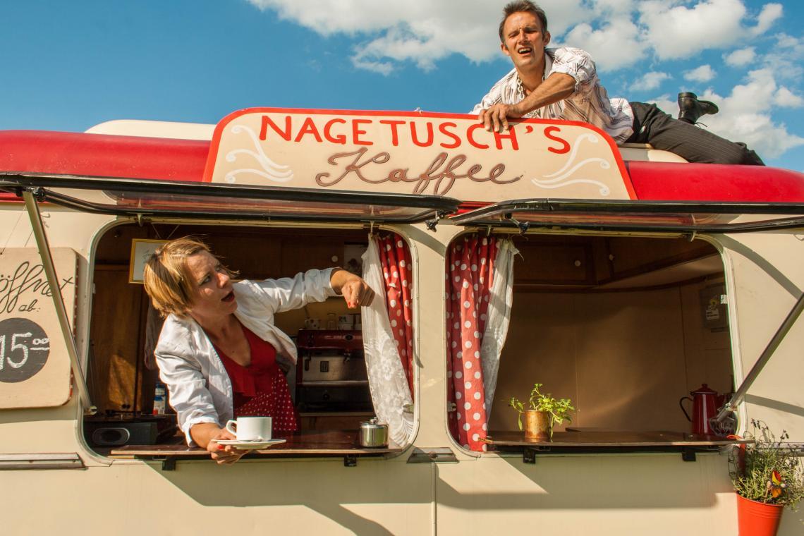 Nagetusch - Ein Cafewagen macht Circus 2
