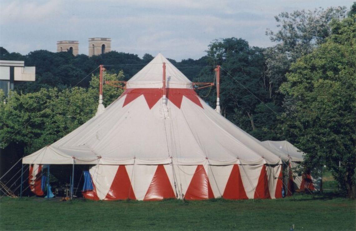 Circuszelt 16m mit oder ohne Show