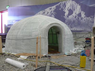 Sonderbauten und Klimatisierungen Sonderbauten und Klimatisierungen