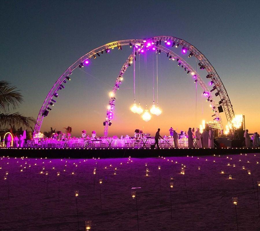 Skyliner Sonderbau - Abu Dhabi