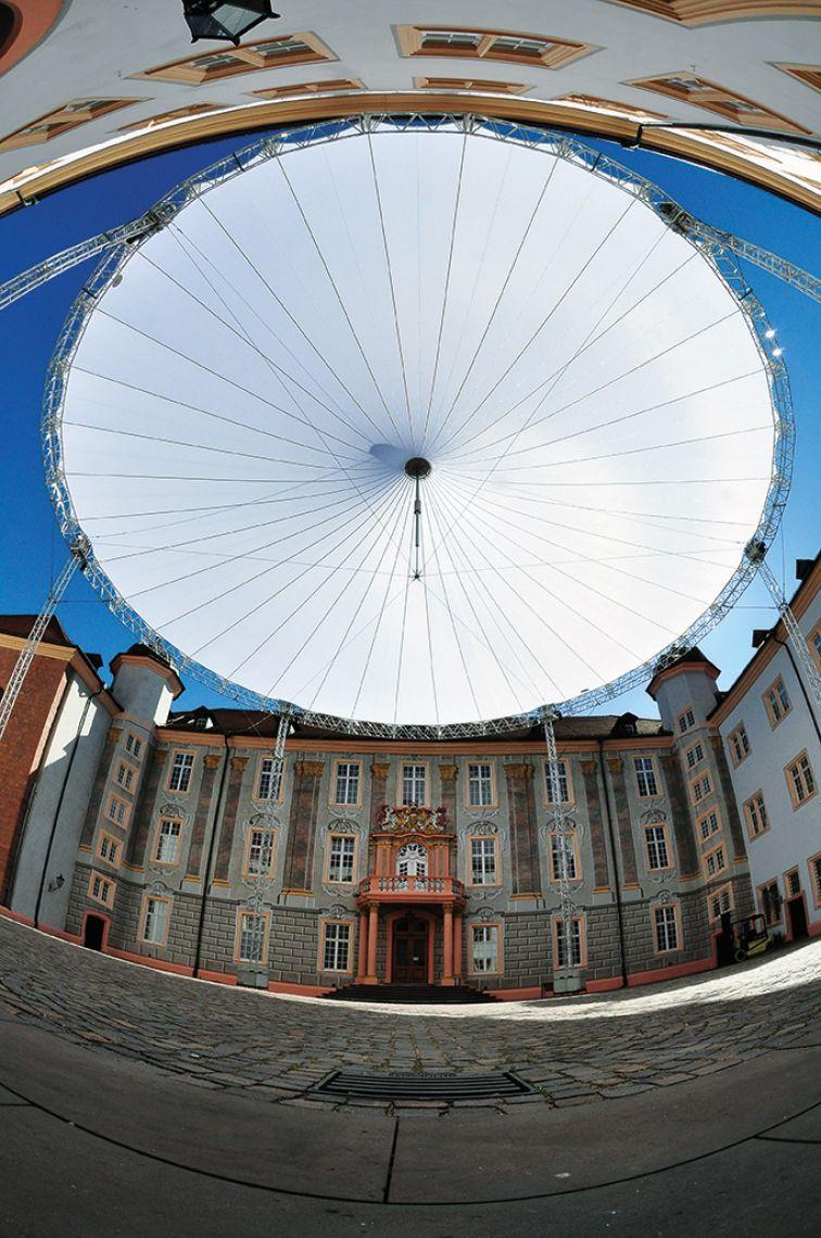 Skyliner sl28 - Schlossfestspiele - Ettlingen