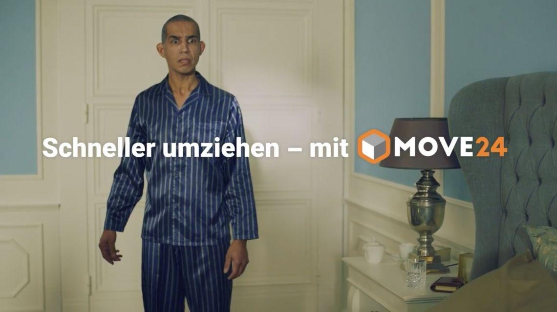 Barack Obama Double im Werbespot von MOVE 24