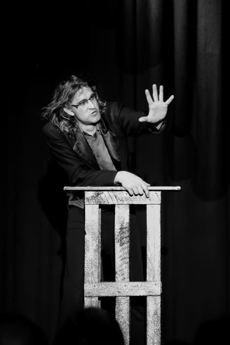 Marcus Jeroch - Literarieté